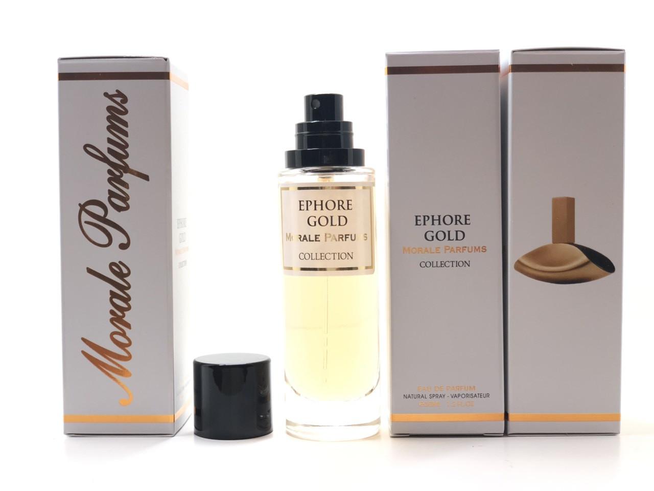 Женский аромат Euphore Gold Morale Parfums  (Эйфори Голд Морал Парфюм) 30 мл