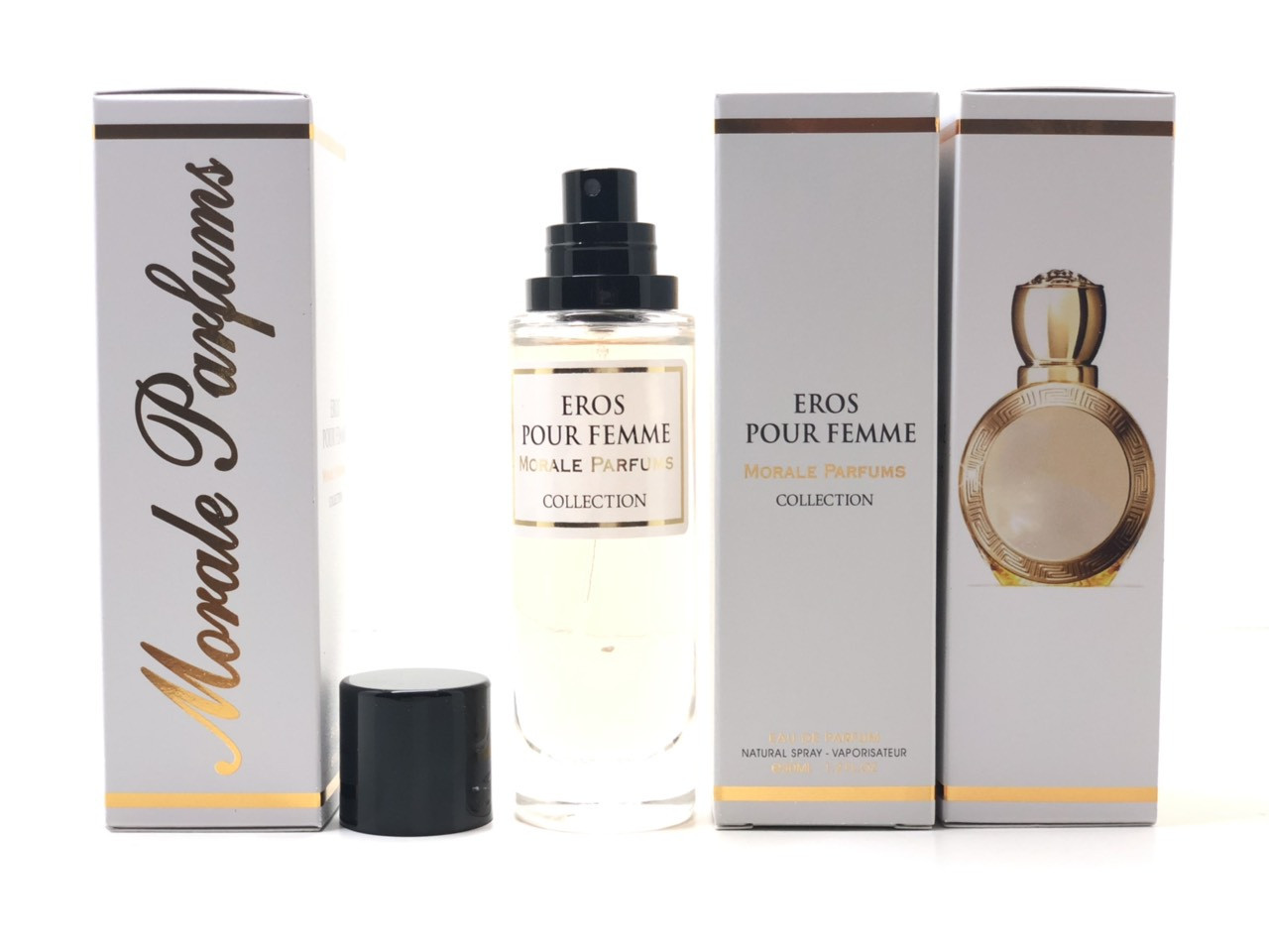Женский аромат Eros Pour Femme Morale Parfums (Эрос Пур Фэм Морал Парфюм) 30 мл