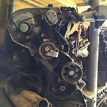 Двигатель AEB 1.8 Volkswagen Passat B5 бензин. Двигун мотор 1.8 бензин Пассат Б5 AEB.
