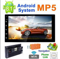 Магнитола Pioneer 7023 Android New (2019) GPS + WiFi + 4 Ядра +16 гб!