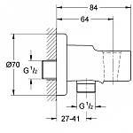 Душевая система Grohe Grohtherm SmartControl Cube 34614SC3, фото 4