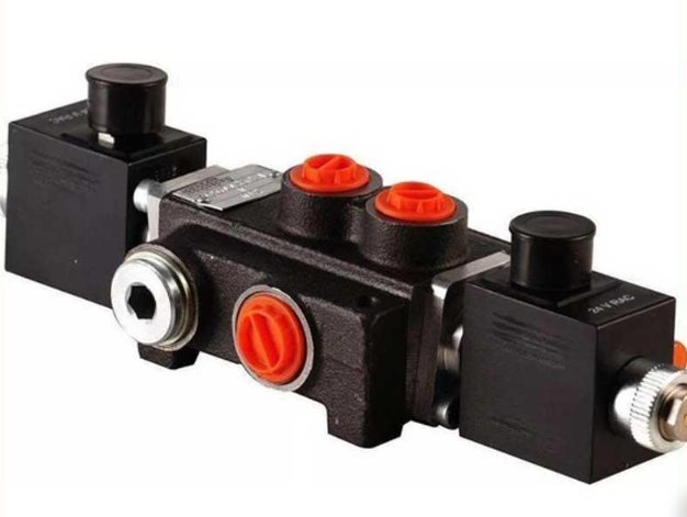Электромагнитный гидрораспределитель Hydro-pack Z50- 50 л/мин,12/24В 1 секционный