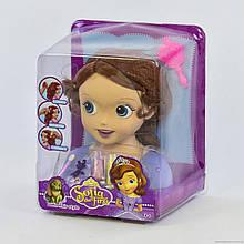 Кукла Принцесса София модель для причесок