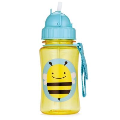 Поильник с трубочкой Пчела Skip Hop Zoo 252305