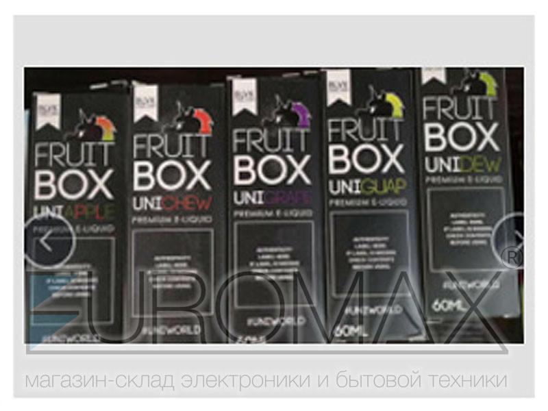 Жидкость для электронных сигарет с никотином Fruit Box 3мг 200шт OIL-037