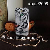 Чехол для Lenovo S920 оригинальная панель накладка с рисунком белый тигр