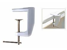 Струбцина Zhongdi кронштейн для луп-ламп ZD-129, ZD-140 металлическая, диаметр отверстия 13мм