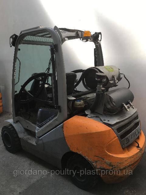 Погрузчик STILL RX70-35T