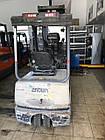 Вилочный электрический погрузчик Crown SC4240, 1.8т,  кара Б/У Днепр, фото 3