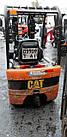 Вилочный электрический погрузчик Katerpillar EP16NT, 1.55т, кара Б/У Львов, фото 2