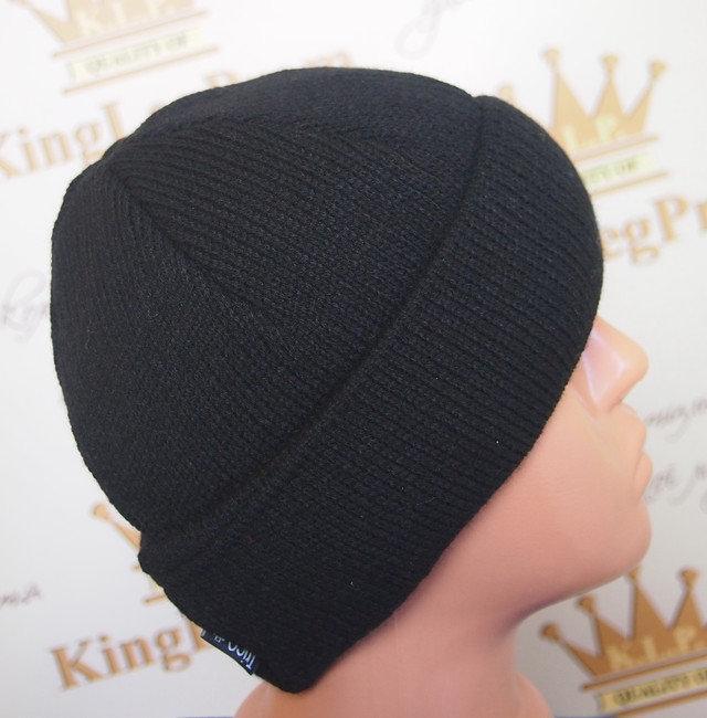 Зимняя мужская шапка с отворотом Triko Ванечка
