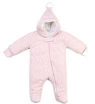 Комбинезон утепленный Veres Baby Bear розовый