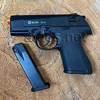 Пистолет стартовый BLOW TR 14 (CARRERA RS-30) с дополнительным магазином, фото 1