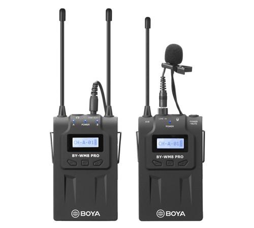 Беспроводной микрофон Boya BY-WM6 pro K1 (На складе)