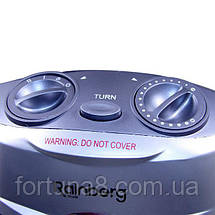 Кварцовий обігрівач RAINBERG RB-168, фото 3