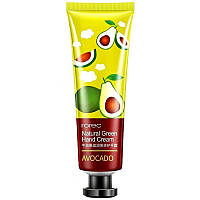 Крем для рук с экстрактом авокадо Rorec Natural Green Avocado (30г)