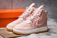 Зимние женские кроссовки 30928, Nike LF1 Duckboot, розовые , ( в наличии нет в наличии )