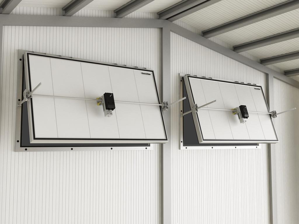 Клапан вентиляционный DoorHan для овощехранилищ