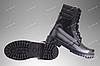 Берцы зимние / военная, рабочая обувь ШТУРМ (черный), фото 3