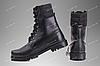 Берцы зимние / военная, рабочая обувь ШТУРМ (черный), фото 4