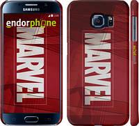 "Чехол на Samsung Galaxy S6 G920 Marvel ""2752c-80"""