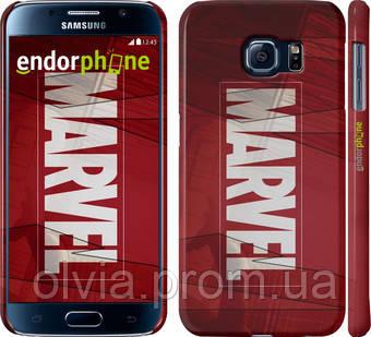 """Чехол на Samsung Galaxy S6 G920 Marvel """"2752c-80"""" - Ольвия Электра в Киеве"""