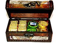 Подарунковий набір Скарб: ЧАЙ ШУ І ШЕН ПУ ЕР, фото 1
