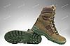 Берцы зимние / военная, тактическая обувь GROZA (оливковый), фото 3