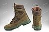 Берцы зимние / военная, тактическая обувь GROZA (оливковый), фото 4