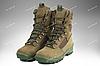 Берцы зимние / военная, тактическая обувь GROZA (оливковый), фото 5