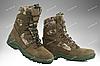Берцы зимние / военная, тактическая обувь GROZA (оливковый), фото 8