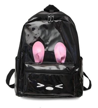 Рюкзак молодежный Кролик Черный