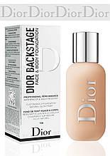 Тональная основа  для лица и тела Christian Dior Backstage Face & Body Foundation