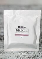 Хна для брів CC Brow у саше (коричневий) 5грамм