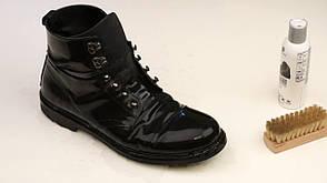 Средство для очищения кожи LEATHER CLEANER 150 ml. Уход за обувью Nanomax