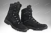 Берцы зимние / военная, тактическая обувь GROZA (шоколад), фото 8