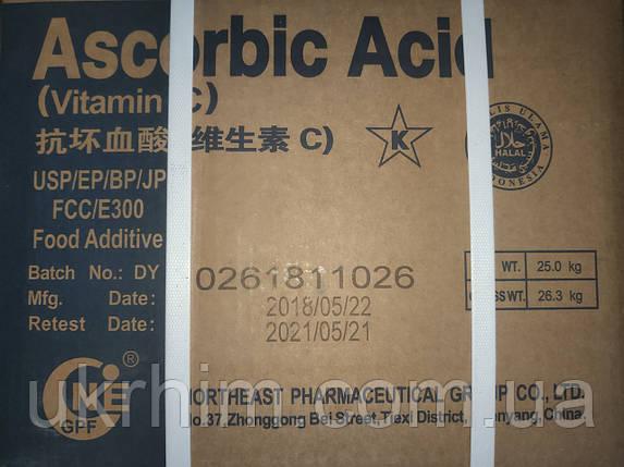 Аскорбінова кислота, вітамін, фото 2