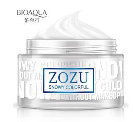 Осветляющий крем Bioaqua ZOZU Snowy Colorful (50г)