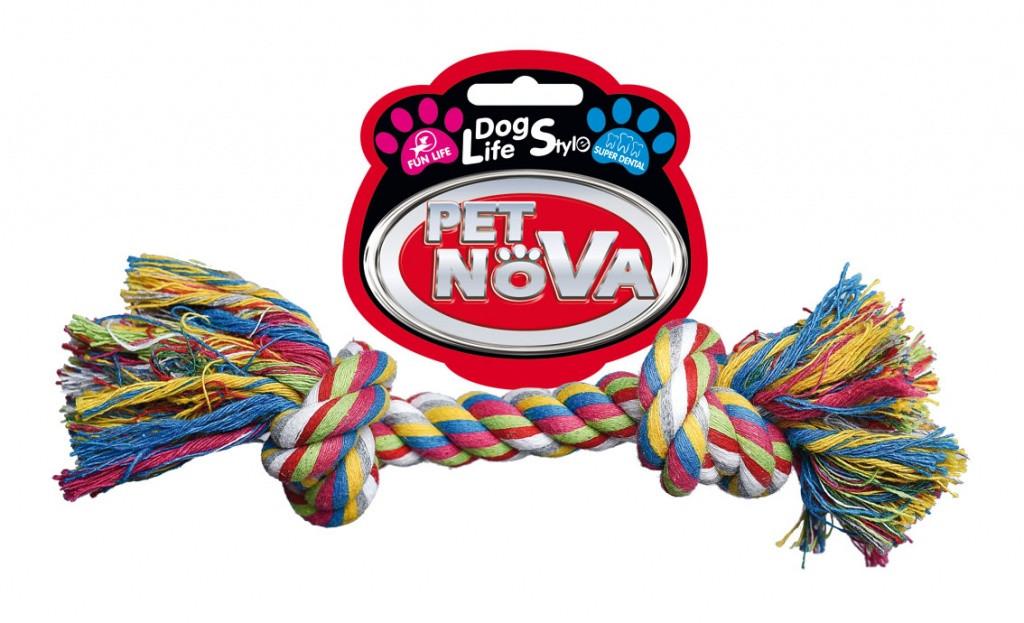 Канат Два узла Pet Nova 17 см