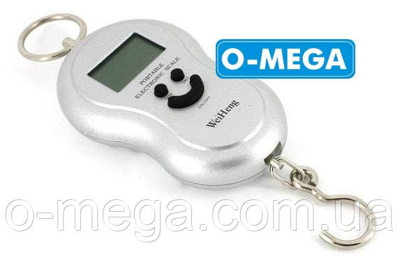 Весы электронные кантер до 50 кг.
