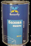 Базовая автоэмаль Butterfly Lada 448 1л