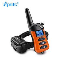 Электронный ошейник Ipets 620 для собак,водонепроницаемый,до 300 м.