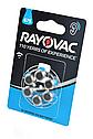 Батарейка для слухового аппарата Rayovac 675/PR44 6шт. 1.45V, фото 2