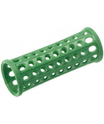 Бигуди Sibel пластмассовые зеленые 25 мл.