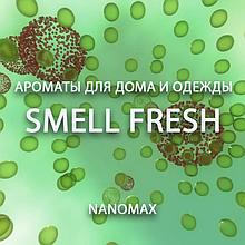 Дезодорант для одежды и обуви SMELL FRESH 100 ml. Убирает неприятный запах