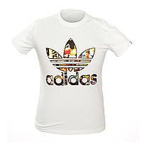 Чоловіча Футболка Adidas 101628494 M White - 188555