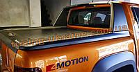 Ролета со спойлером на Volkswagen Amarok 2016+ Ролет Маунтин топ со спойлером вайлд трек Фольксваген Амарок