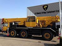 Аренда Автокран Liebherr 50 тонн 1045