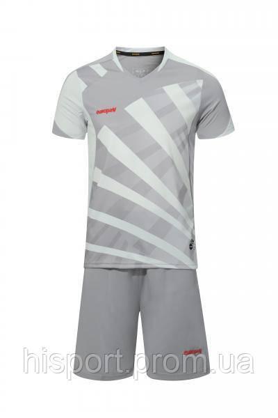 Игровая форма для команд т.серо-серый 023 Европав
