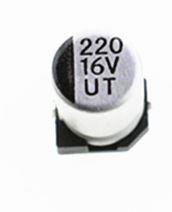 Конденсатор электролитический 220мкф 16В SMD. Серия VT,